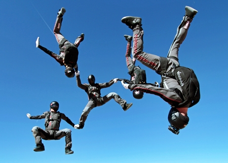 freefly formation